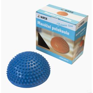 Massaging hemisphere Yate 16 cm blue, Yate