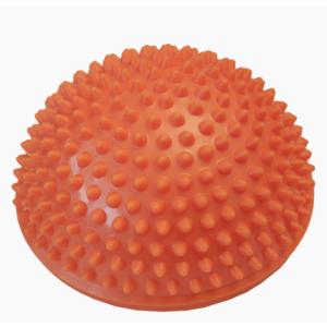 Massaging hemisphere Yate 16 cm orange, Yate