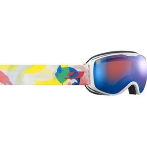 Ski glasses Julbo Pioneer Cat 3, white tye & dye, Julbo