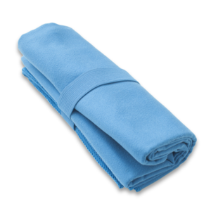 Quick-drying towel HIS color blue L 50x100 cm, Yate
