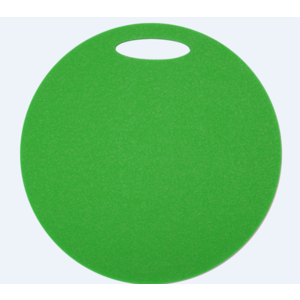 Seat Yate round 1 layer diameter 350 mm light. green, Yate