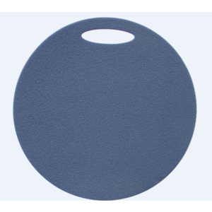 Seat Yate round 2 layer diameter 350 mm blue / pink, Yate