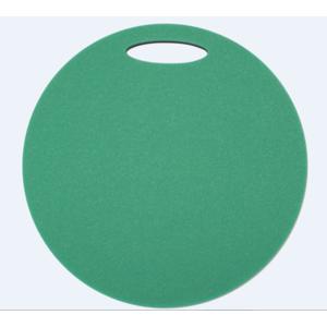 Seat Yate round 2 layer diameter 350 mm green / black, Yate