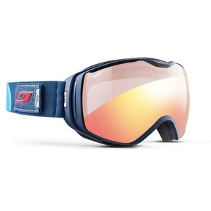 Ski glasses Julbo Universe Zebra Light Red, dark blue red, Julbo