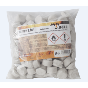 Solid fuel Yate 1,0 kg (tablets in PE bag), Yate
