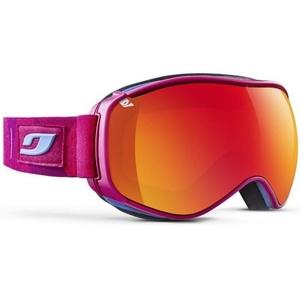 Ski glasses Julbo Ventilate Cat 3, pink fluo kaleido, Julbo