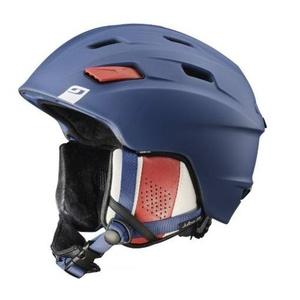 Helmet Julbo Mission, blue white red, Julbo