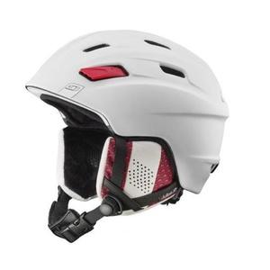 Helmet Julbo Mission, white red, Julbo