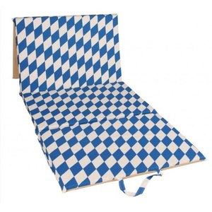 Beach mat Holdall 4 pieces Blue