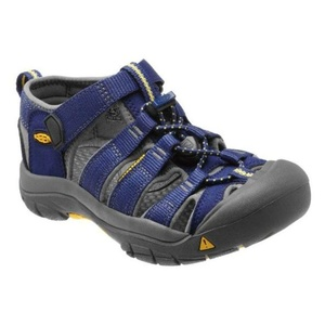 Sandals Keen Newport H2 Jr, blue depths / gargoyle, Keen