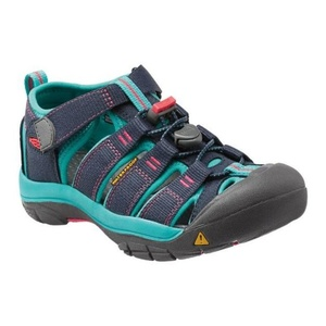 Sandals Keen Newport H2 Jr, midnight navy / baltic, Keen