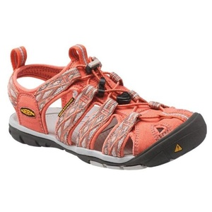 Sandals Keen CLEARWATER CNX W, fusion coral / vapor, Keen