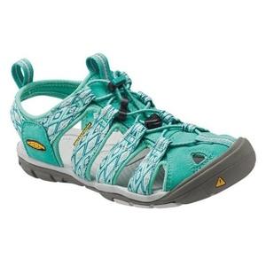 Sandals Keen CLEARWATER CNX W, lagoon / vapor, Keen