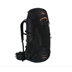 Backpack Lowe Axiom 5 Manaslu ND 55:65 Black, Lowe alpine