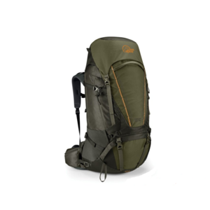 Backpack Lowe Alpine Diran 65:75 Moss / Dark Olive, Lowe alpine