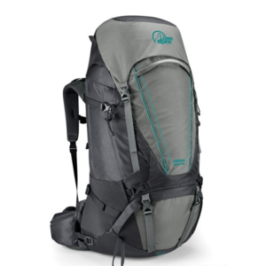 Backpack Lowe Alpine Diran ND 60:70 Greystone / Iron Grey, Lowe alpine