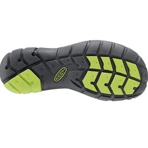 Sandals Keen SEACAMP II CNX JR, black / blue danube, Keen
