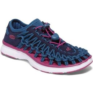 Shoes Keen UNEEK O2 JR, dress blues / very berry, Keen