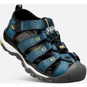 Sandals Keen NEWPORT NEO H2 JR, legion blue / moss, Keen