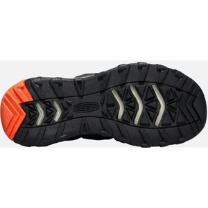 01163eea7 Sandals Keen NEWPORT NEO H2 JR, magnet / spicy orange, Keen