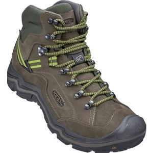 Men boots Keen Galleo MID WP M, black / green, Keen
