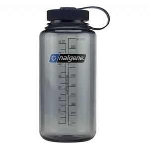Bottle Nalgene Wide Mouth 1l 682009-0070 gray, Nalgene