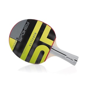 Ping pong racket Spokey ACTIVATE profiled / anatomical handle, Spokey