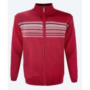 Sweater Kama 4106 104 red, Kama