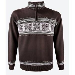 Sweater Kama L139 113 brown, Kama