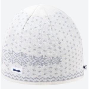 Knitted Merino cap Kama A128 101 naturally white