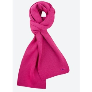 Knitted Merino scarf Kama S22 114 pink, Kama