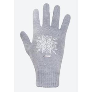 Knitted Merino gloves Kama R104 109 light grey, Kama