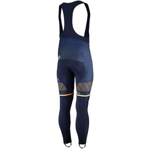 Exclusive cycling pants Rogelli Ritmo 002.262. blue and orange, Rogelli