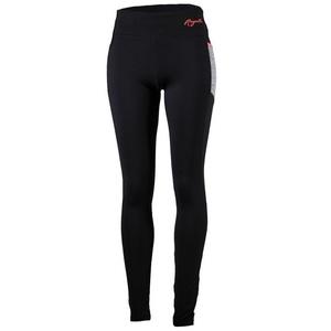 Women running pants Rogelli Dynamic, 840.781. black and gray-reflective pink, Rogelli