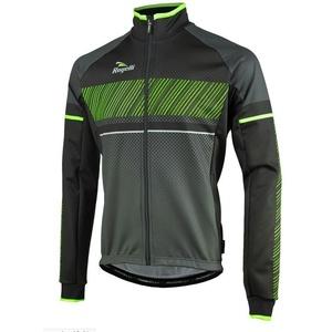 Men softshell jacket Rogelli Ritmo, 003.256. black, Rogelli
