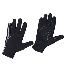 Men gloves Rogelli Neoprene, 006.122. black, Rogelli