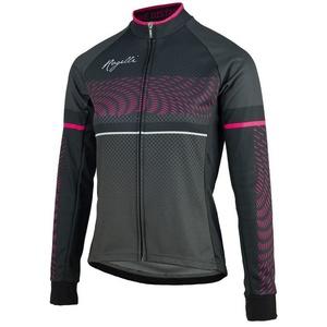 Women's bike jersey Rogelli Bella, 010.158. black and pink, Rogelli