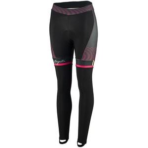 Women cycling pants Rogelli Bella, 010.253. black-pink, Rogelli