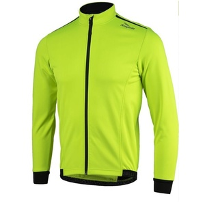 Softshell jacket Rogelli PESARO 2.0, 003.046. reflection yellow, Rogelli