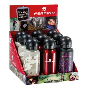 Children bottle Ferrino Grind Kid black, Ferrino