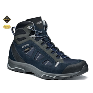Shoes ASOLO Megaton Mid GV blueberry / night blue/A784, Asolo