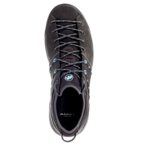 Shoes MAMMUT Hueco Low LTH Women , 00137 graphite-whisper, Mammut