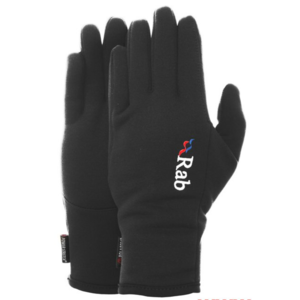 Gloves Rab Powerstretch For Glove black / bl