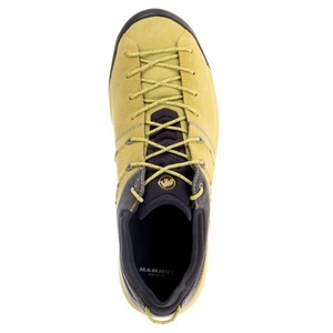 Shoes MAMMUT Hueco Low GTX ® Men, 1239 dark lemon-gray, Mammut