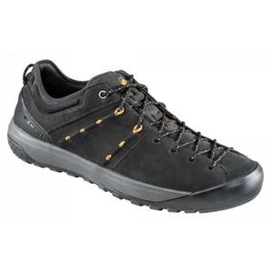 Shoes MAMMUT Hueco Low LTH Men , black-sand, Mammut