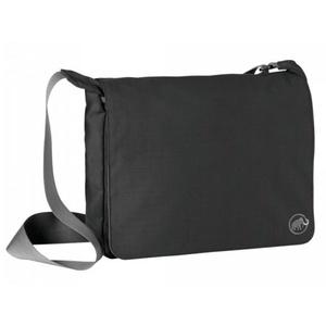 Urban bag Mammut Shoulder Bag Square 8l, black 0001, Mammut