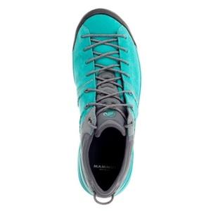 Shoes MAMMUT Hueco Low GTX ® Women, 40054 dark atoll-gray, Mammut