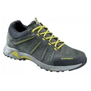 Shoes MAMMUT Convey Low GTX ® Men, graphite-dark lemon, Mammut