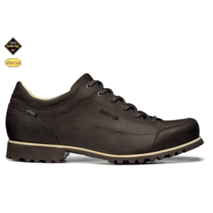 Shoes Asolo Town GV: MM dark brown/A551, Asolo
