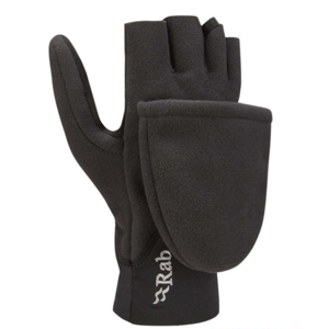 Gloves Rab Windbloc Convertible Mitt black / bl, Rab